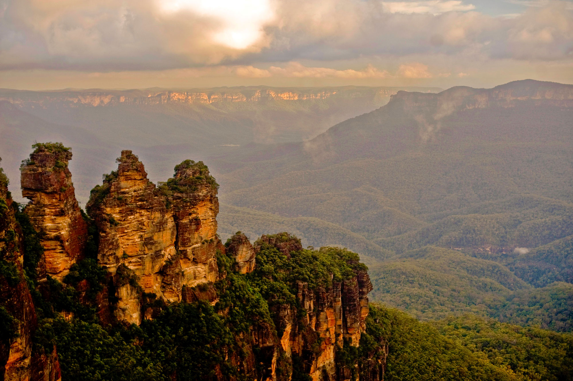 Greater Blue Mountains Drives Greater Blue Mountains Drive
